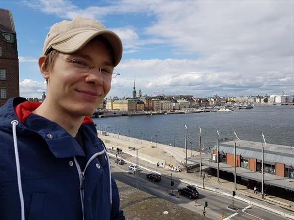 Marko Meriläinen, 1. picture