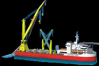 Wärtsilä retractable thruster application 2