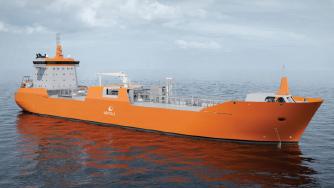 WSD50 20K, LNG carrier ship design