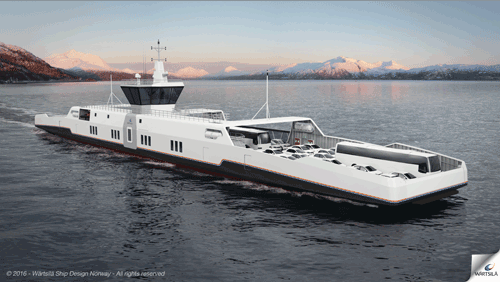 Ferry-concept
