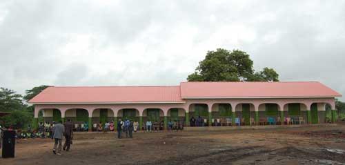 Karika school 2013