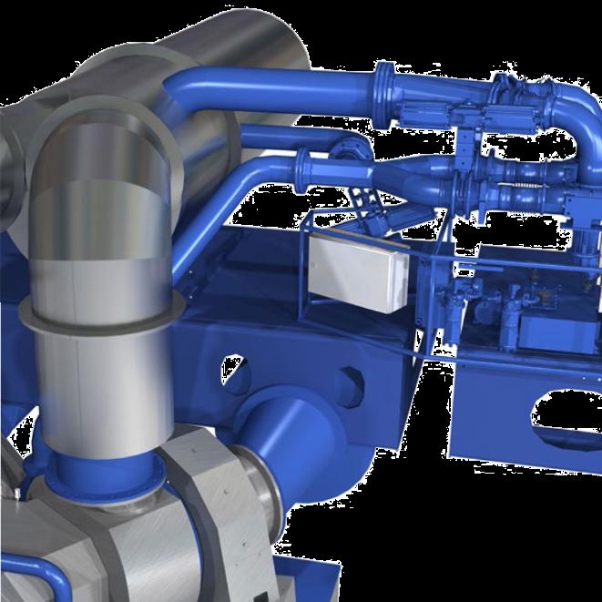 Wärtsilä Turbogenerator Efficiency improver