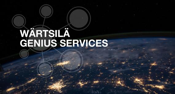 Wärtsilä Genius Services