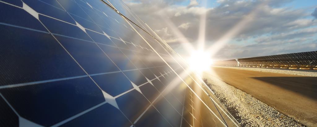 Wärtsilä Energy Solutions work on the world's first utility-scale solar hybrid plant in Jordan, forging a new path for an engine-solar synergy.