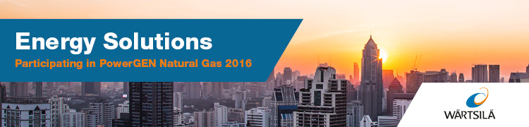 PowerGEN Natural Gas 2016