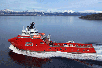 DOF Group owns and operates a fleet of 77 vessels