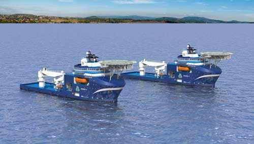 Harvey Gulf expands its offshore fleet using Wärtsilä's comprehensive integrated solution