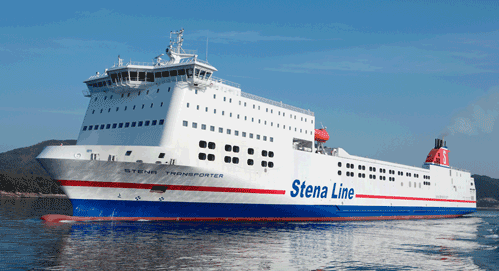Stena Transporter is to be retrofitted with Wärtsilä in-line closed-loop scrubber systems