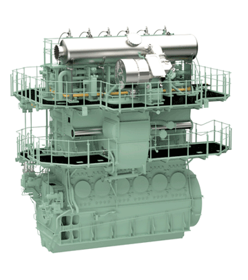 Wärtsilä awarded milestone order to supply 2-stroke dual-fuel engines for large LNG carriers