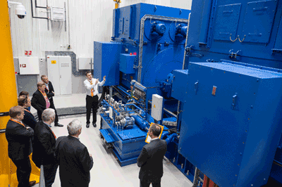 Wärtsilä inaugurates new electrical & automation test centre in Norway
