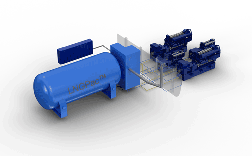 Wärtsilä launches new technical solution for fuel gas handling