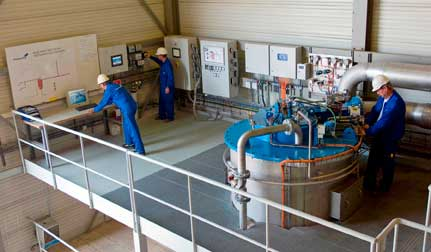 Wärtsilä Moss Inert Gas Test Generator