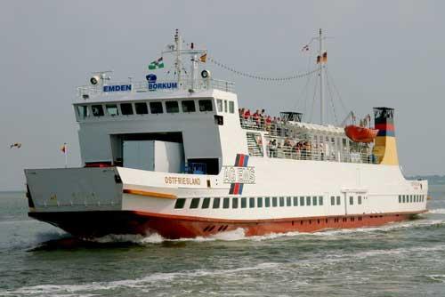 Wärtsilä retrofits German ferry with dual-fuel engines to reduce environmental footprint on sensitive sea area