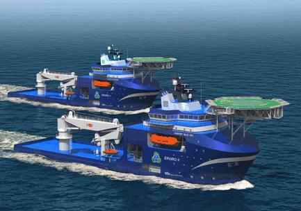 Wärtsilä signs long-term maintenance agreement to support Harvey Gulf's LNG offshore supply vessels