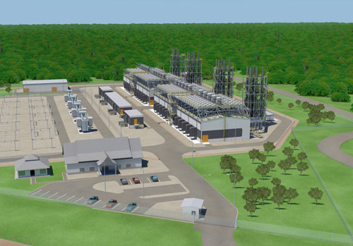Wärtsilä to supply 184 MW peaking gas power plant to Indonesia