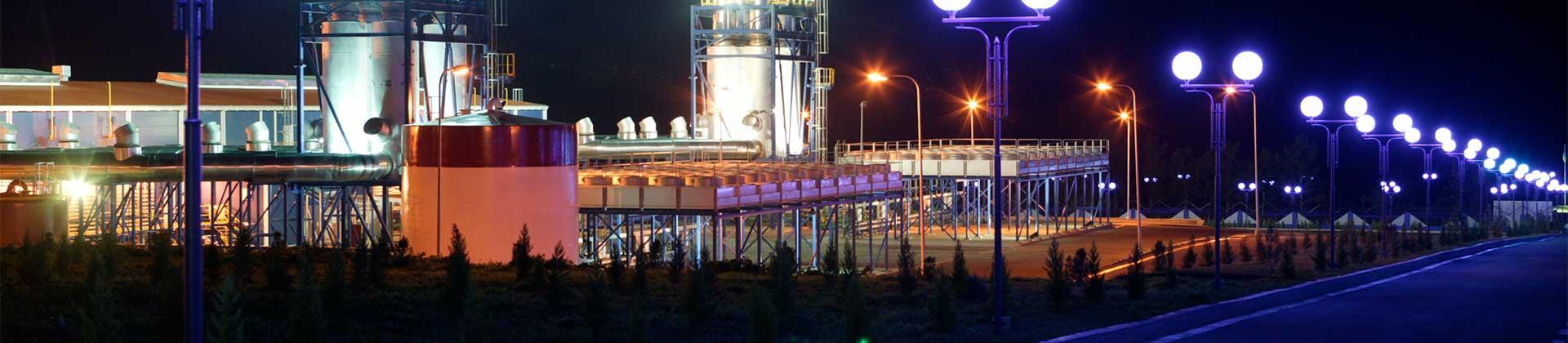 Sheki power plant 2