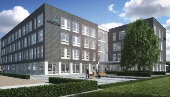 Nieuw gebouw