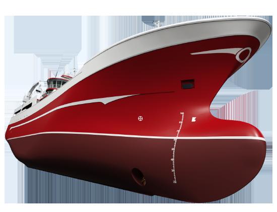 Wärtsilä-fishing-vessel-red