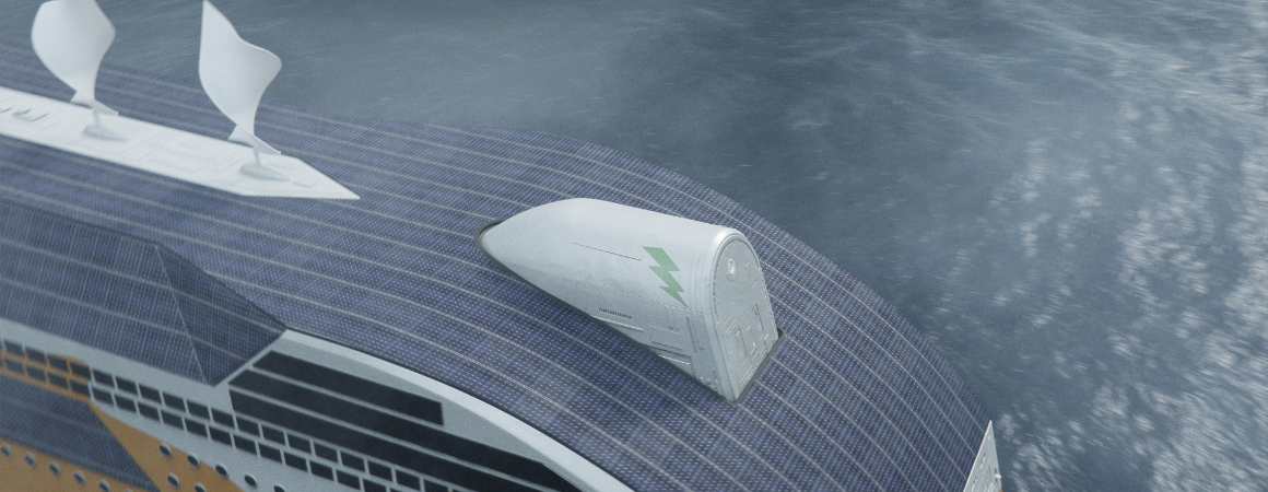 Future visions of shipping - Z3 Green energy