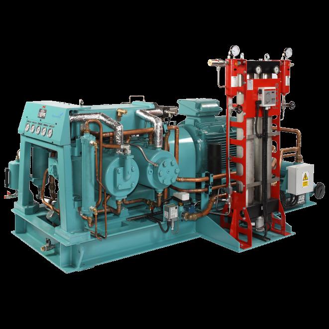 Air & Gas Compressor (industrial)