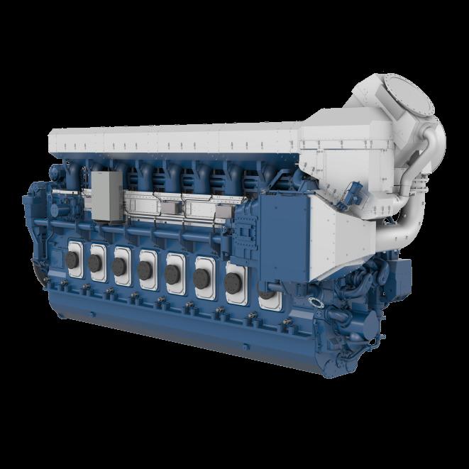 W 228 Rtsil 228 46f Diesel Engine
