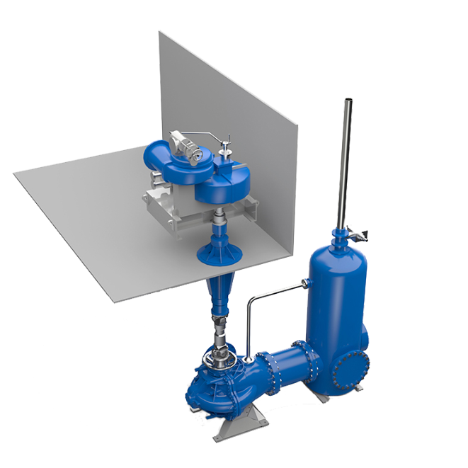 Cargo Pump - Pump Room Systems