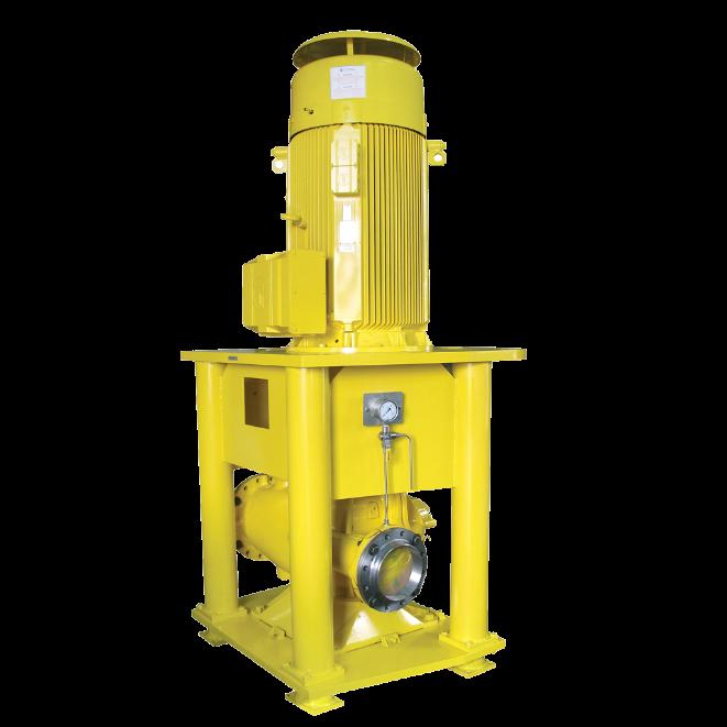 In-line Sea Water Lift Pump