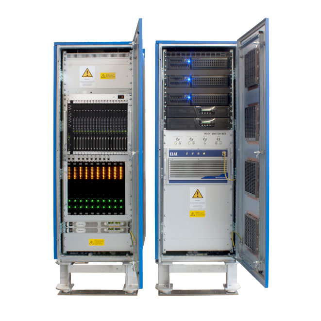 Wärtsilä ELAC SeaBeam 3020 ICE - SeaBeam Transmit Communication Unit & Reveive Communication Unit