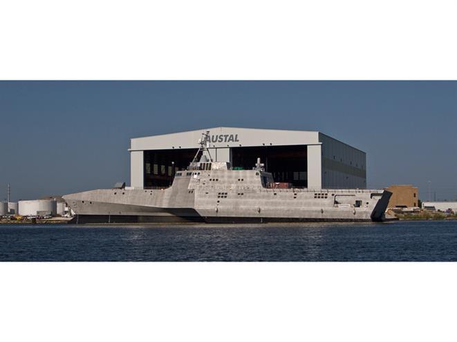 USS Independence Courtesy of Austal