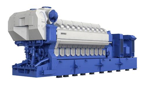 Wärtsilä-32TS-engine