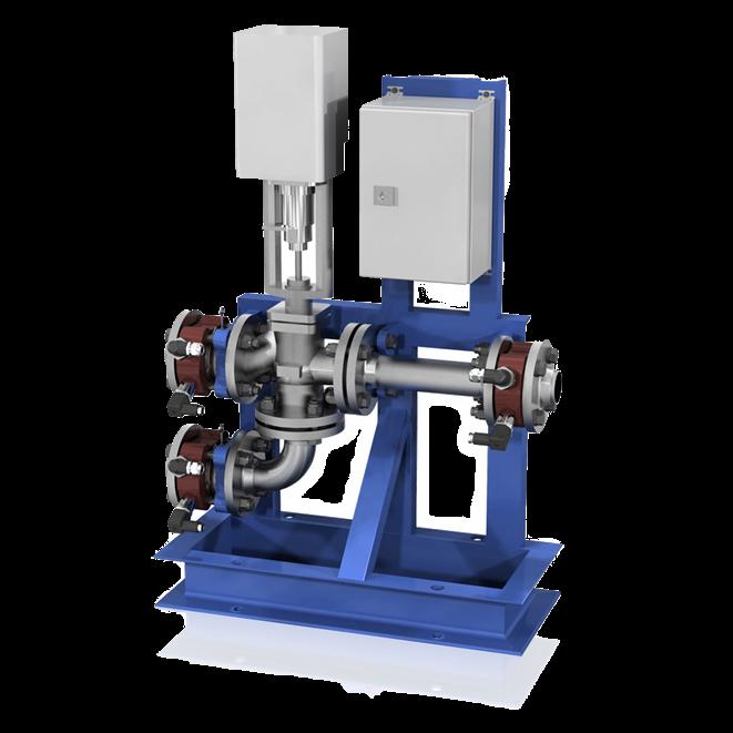 Automatic Fuel Switch & Marine Diesel Fuel Cooler Unit