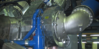 Performance optimization through turbocharger upgrade for Wärtsilä 38 and Wärtsilä 46