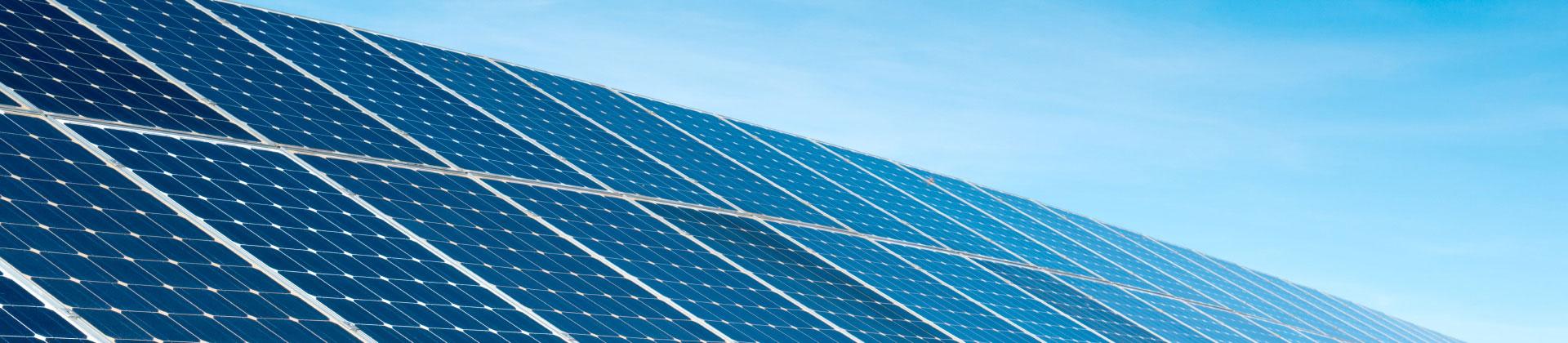 Solar main banner