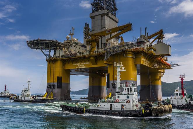 Odfjell's Deepsea Aberdeen