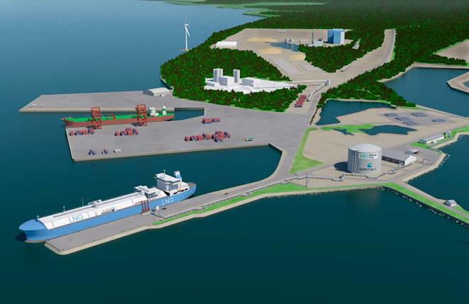 Wärtsilä boosts LNG capacity in Nordic countries