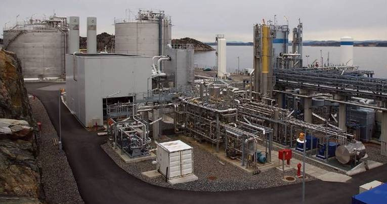 Mini Lng Plant : Lng plants small scale liquefaction technology