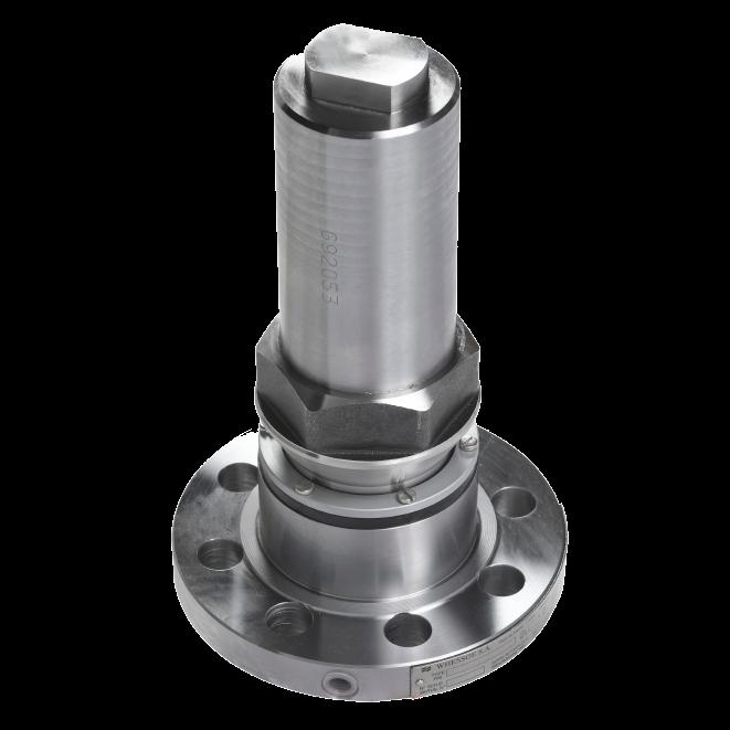 Hydraulic emergency shut-off system - product image - valve