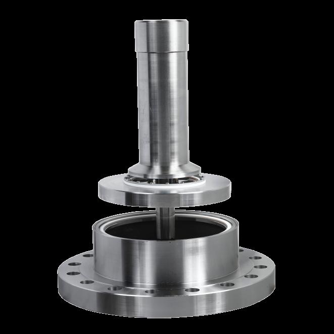 Hydraulic emergency shut-off system - valve 2