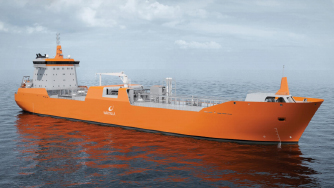 WSD50 20K, LNG carrier ship design