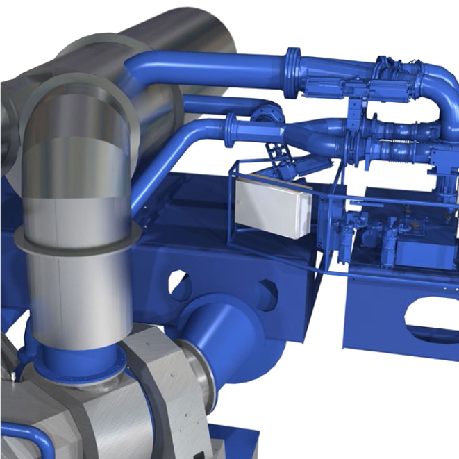 Wärtsilä Turbogenerator Efficiency improver