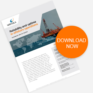 Reliability and uptime in offshore operations bwp with download now button