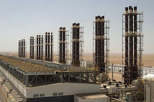 Power Plant Jordan