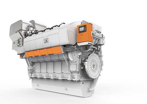 Wärtsilä 31 engine