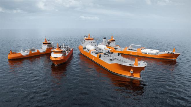 LNG+carrier+designs