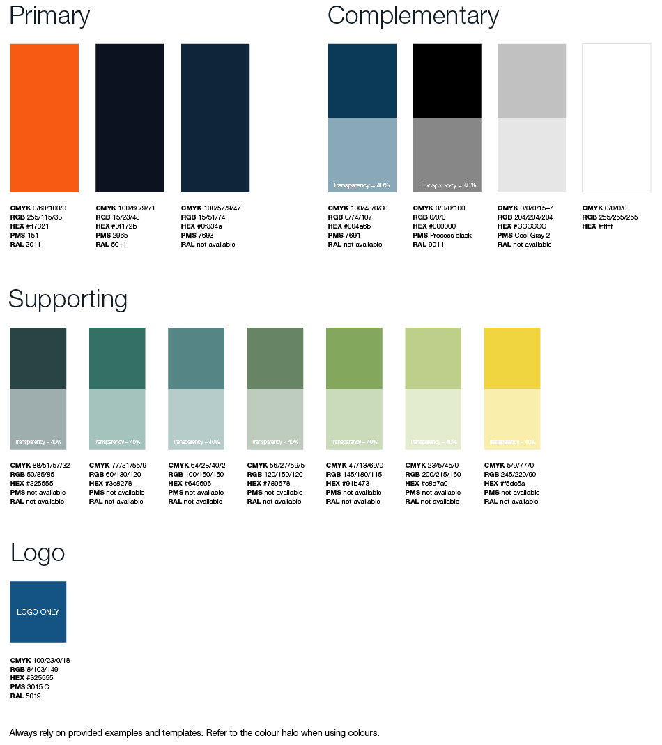 Corporate-colours