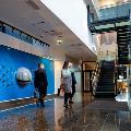 Helsinki Campus lobby