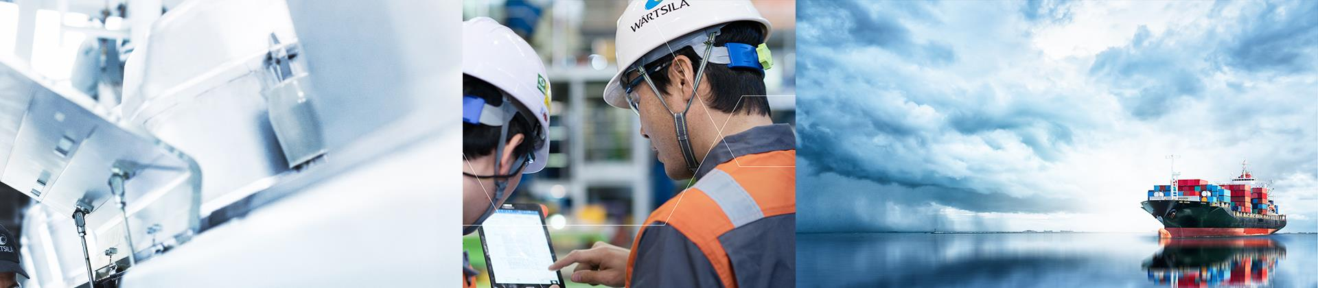 Wärtsilä - Enabling sustainable societies with smart technology