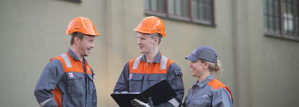 Wärtsilä employees