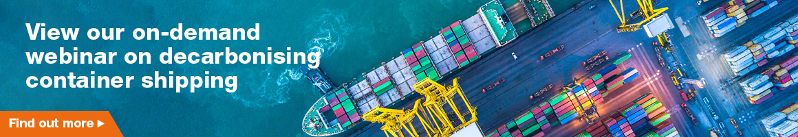 decarbonising container shipping _1160 x 200_v2