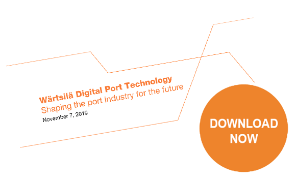 Download webinar presentation Digital Port Technology